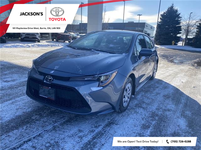 2021 Toyota Corolla L (Stk: 11090) in Barrie - Image 1 of 9