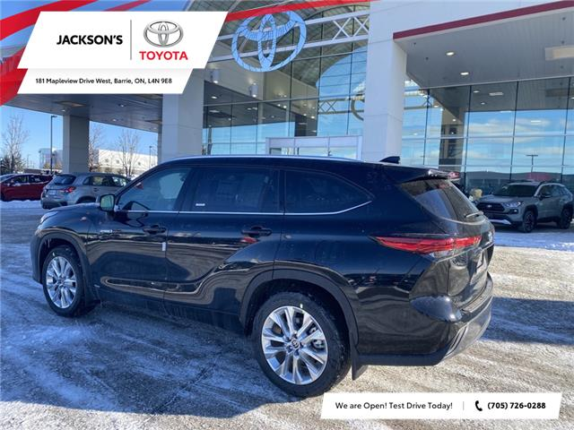 2021 Toyota Highlander Hybrid Limited (Stk: 13455A) in Barrie - Image 1 of 9