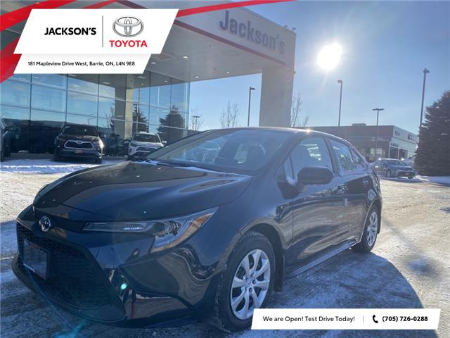 2021 Toyota Corolla LE (Stk: 17379A) in Barrie - Image 1 of 8