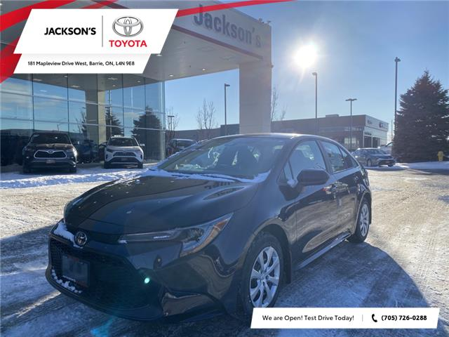 2021 Toyota Corolla LE (Stk: 19359) in Barrie - Image 1 of 8