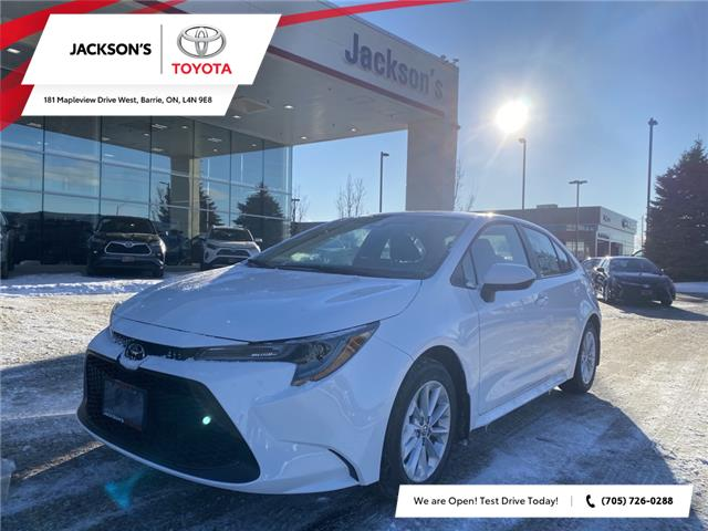 2021 Toyota Corolla LE (Stk: 14259) in Barrie - Image 1 of 8