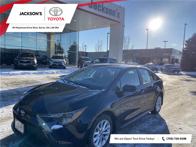 2021 Toyota Corolla LE (Stk: 12723) in Barrie - Image 1 of 8