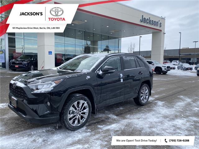 2021 Toyota RAV4 XLE (Stk: 10003) in Barrie - Image 1 of 9