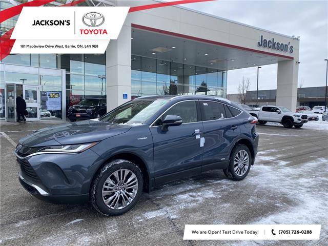 2021 Toyota Venza XLE (Stk: 16207) in Barrie - Image 1 of 9