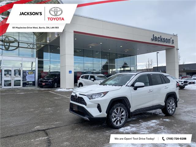 2021 Toyota RAV4 Limited (Stk: 15725) in Barrie - Image 1 of 10