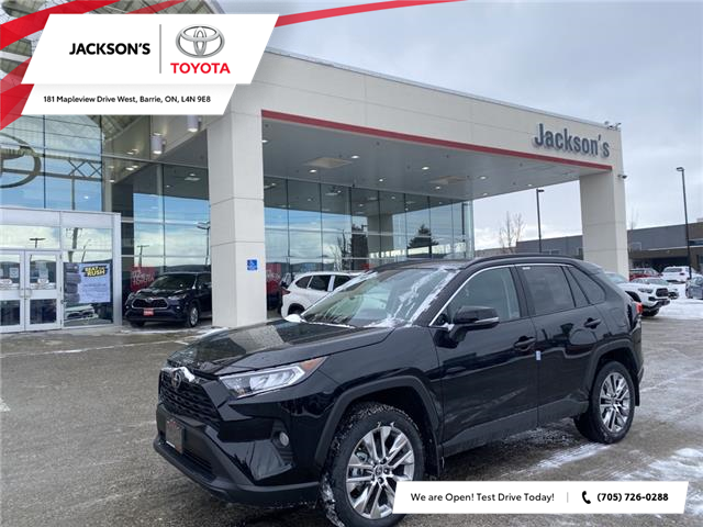 2021 Toyota RAV4 XLE (Stk: 19436) in Barrie - Image 1 of 10