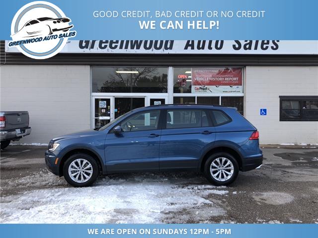 2019 Volkswagen Tiguan Trendline (Stk: 19-56214) in Greenwood - Image 1 of 20
