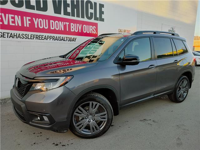 2021 Honda Passport EX-L (Stk: H00477) in North Cranbrook - Image 1 of 1