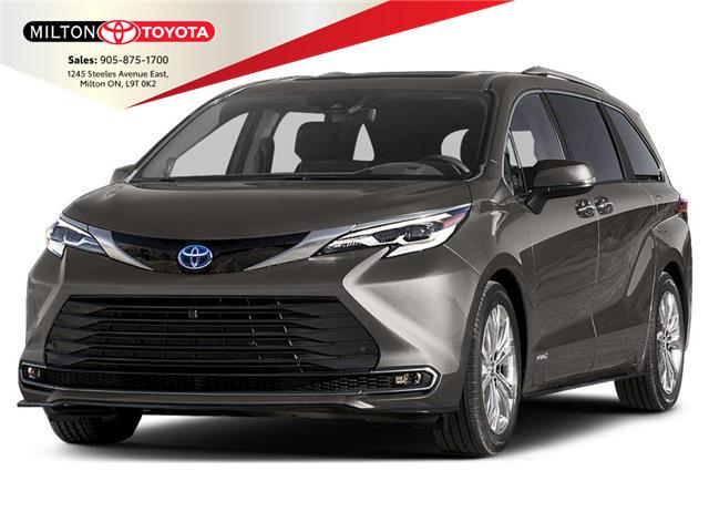 2021 Toyota Sienna XSE 7-Passenger (Stk: 012669) in Milton - Image 1 of 2