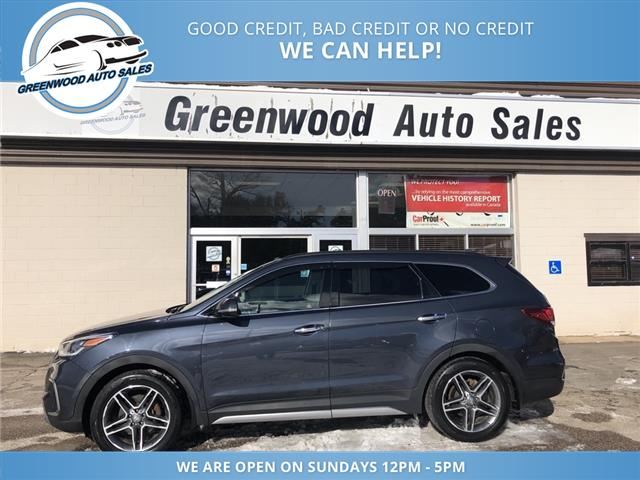 2017 Hyundai Santa Fe XL Limited (Stk: 17-77614) in Greenwood - Image 1 of 21