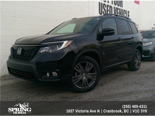 2021 Honda Passport EX-L (Stk: H500629) in North Cranbrook - Image 1 of 1