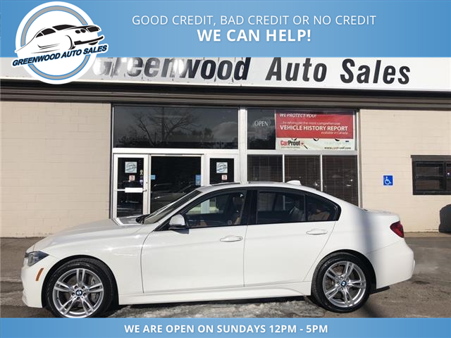 2018 BMW 330i xDrive (Stk: 18-69583) in Greenwood - Image 1 of 24