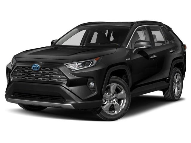 2020 Toyota RAV4 Hybrid Limited (Stk: 3551) in Aurora - Image 1 of 9