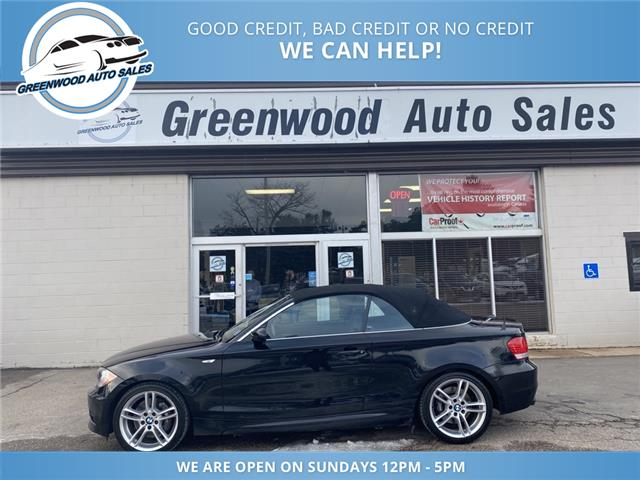 2009 BMW 135i  (Stk: 9-94654) in Greenwood - Image 1 of 23