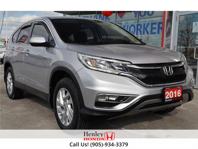 2016 Honda CR-V BLUETOOTH | REAR CAM (Stk: R10075) in St. Catharines - Image 1 of 25