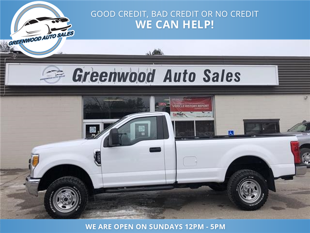 2017 Ford F-250 XL (Stk: 17-25504) in Greenwood - Image 1 of 21
