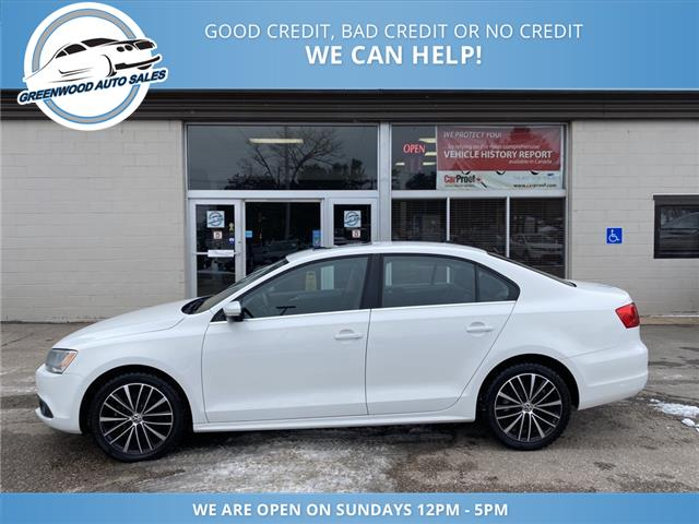 2014 Volkswagen Jetta 2.0 TDI Highline (Stk: 14-78459) in Greenwood - Image 1 of 25