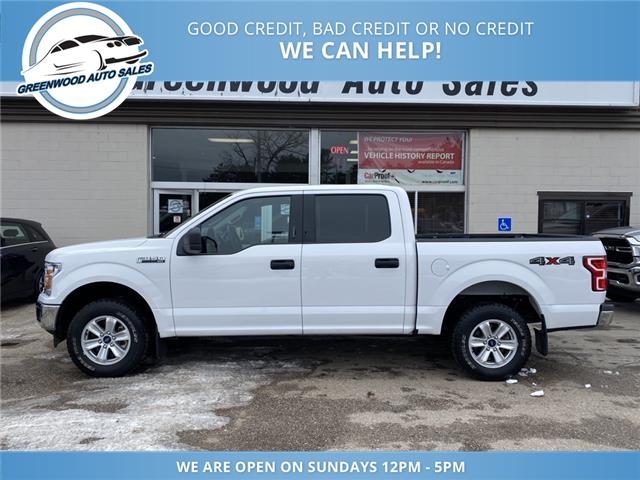 2020 Ford F-150 XLT (Stk: 20-21759) in Greenwood - Image 1 of 27
