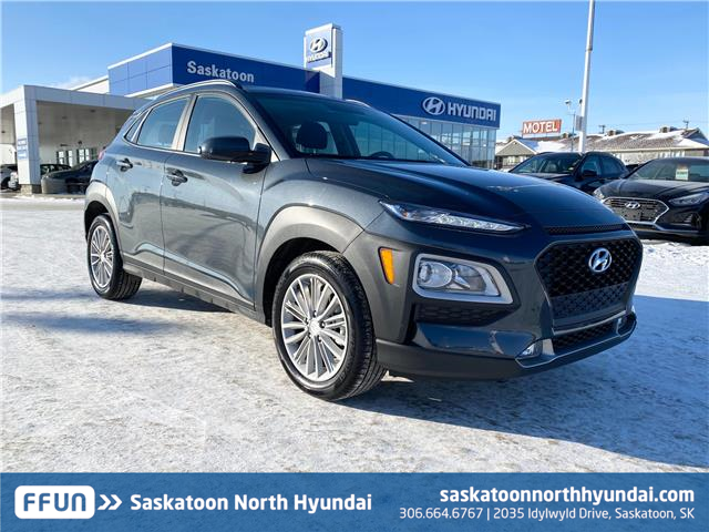 2020 Hyundai Kona 2.0L Preferred (Stk: B7855) in Saskatoon - Image 1 of 17
