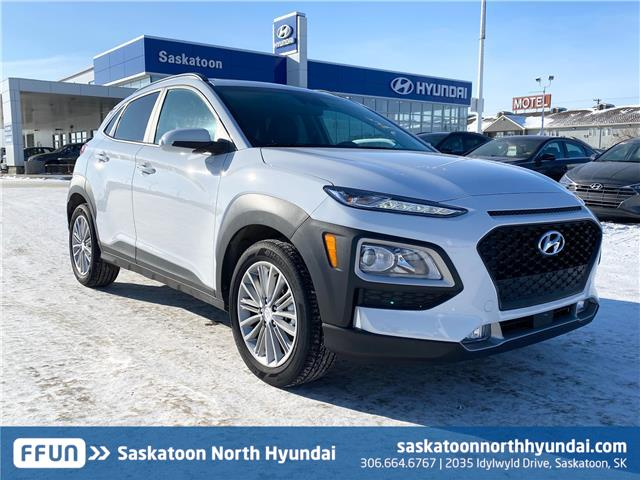 2020 Hyundai Kona 2.0L Luxury KM8K6CAA1LU561297 B7853 in Saskatoon