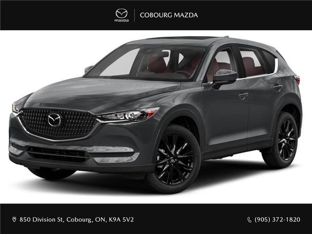 2021 Mazda CX-5 Kuro Edition (Stk: 21080) in Cobourg - Image 1 of 9