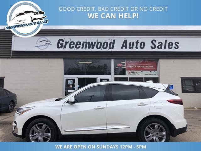 2019 Acura RDX Platinum Elite (Stk: 19-00761) in Greenwood - Image 1 of 26