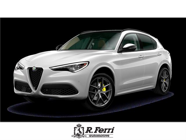 2021 Alfa Romeo Stelvio ti (Stk: ) in Woodbridge - Image 1 of 1