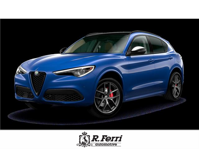 2021 Alfa Romeo Stelvio ti (Stk: 690AR) in Woodbridge - Image 1 of 1