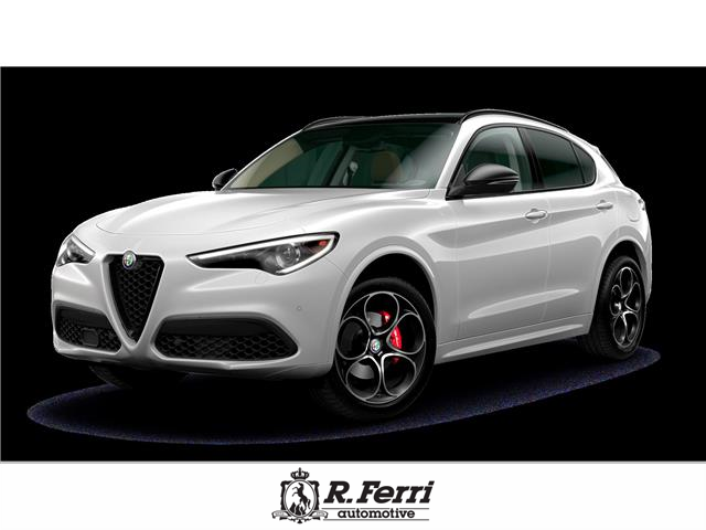 2021 Alfa Romeo Stelvio ti (Stk: 689AR) in Woodbridge - Image 1 of 1
