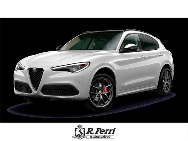 2021 Alfa Romeo Stelvio ti (Stk: 704AR) in Woodbridge - Image 1 of 1