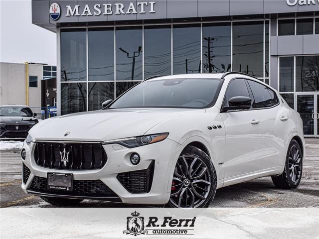 2019 Maserati Levante GranSport (Stk: U591) in Oakville - Image 1 of 30