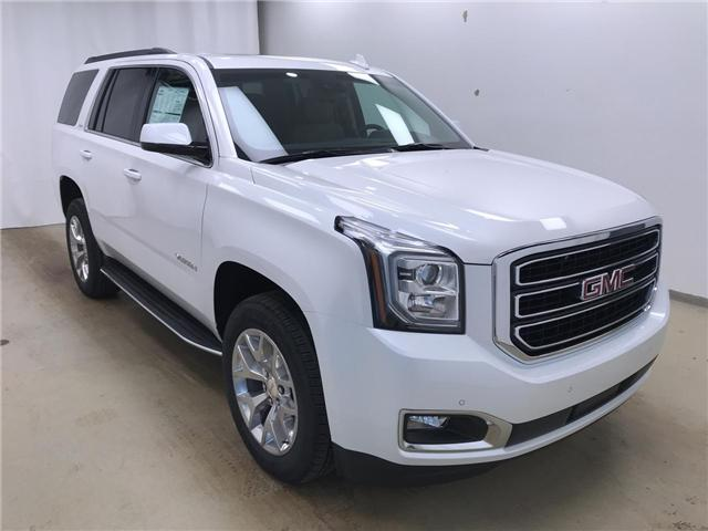 2018 GMC Yukon SLT (Stk: 186179) in Lethbridge - Image 1 of 19