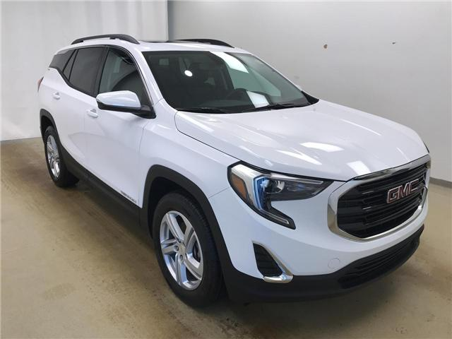 2018 GMC Terrain SLE (Stk: 188121) in Lethbridge - Image 1 of 19