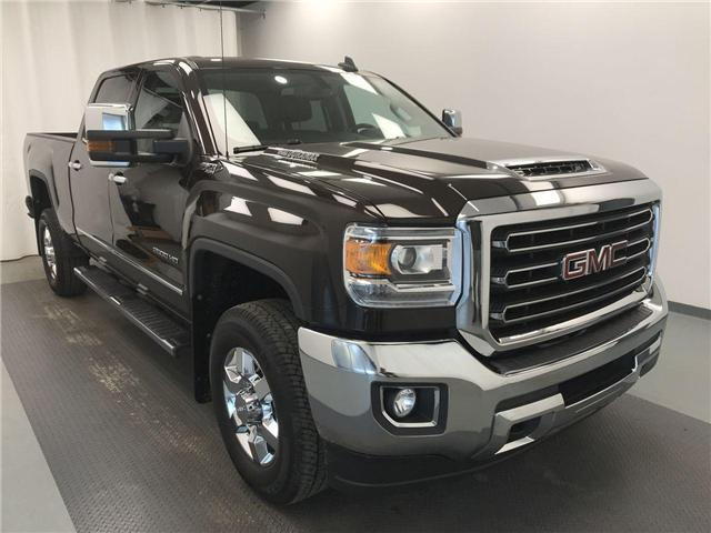 2018 GMC Sierra 2500HD SLT (Stk: 185829) in Lethbridge - Image 1 of 19