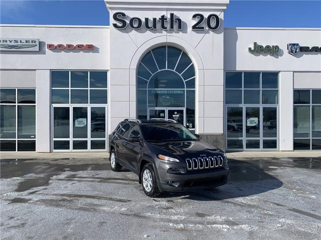 2016 Jeep Cherokee North (Stk: 40051A) in Humboldt - Image 1 of 8
