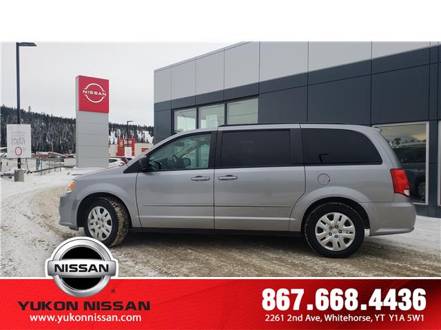 2016 Dodge Grand Caravan SE/SXT (Stk: 20R7887A) in Whitehorse - Image 1 of 24