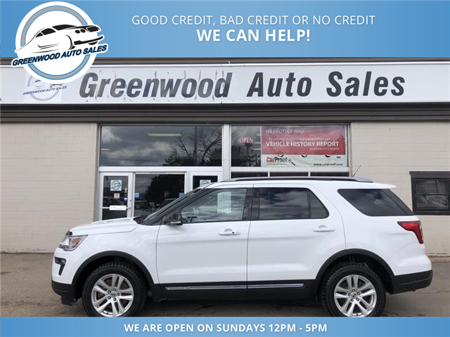 2018 Ford Explorer XLT (Stk: 18-32873) in Greenwood - Image 1 of 23