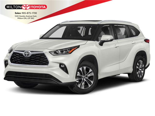 2021 Toyota Highlander XLE (Stk: 084179) in Milton - Image 1 of 9