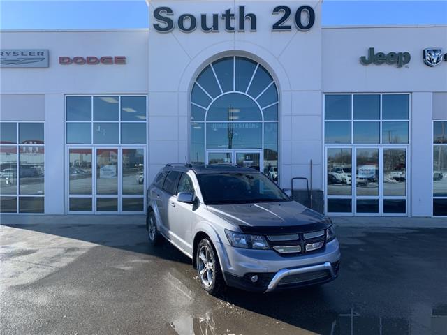 2017 Dodge Journey Crossroad (Stk: B0166A) in Humboldt - Image 1 of 8