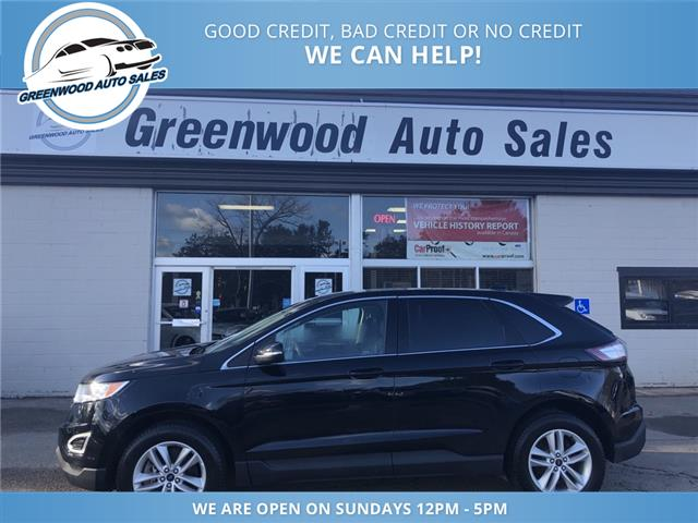 2018 Ford Edge SEL (Stk: 18-29511) in Greenwood - Image 1 of 22