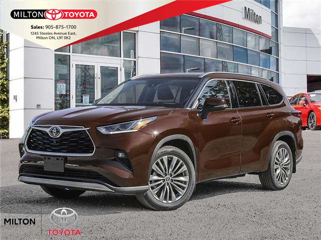 2021 Toyota Highlander Limited (Stk: 093412) in Milton - Image 1 of 23