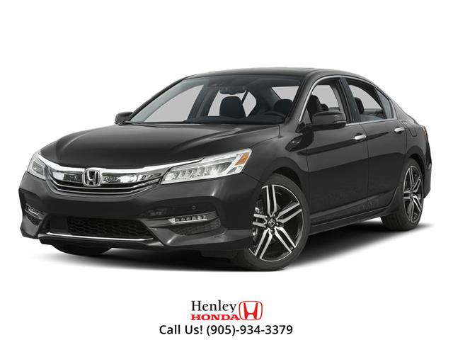 2017 Honda Accord Sedan 4dr V6 Auto Touring (Stk: R10087) in St. Catharines - Image 1 of 3