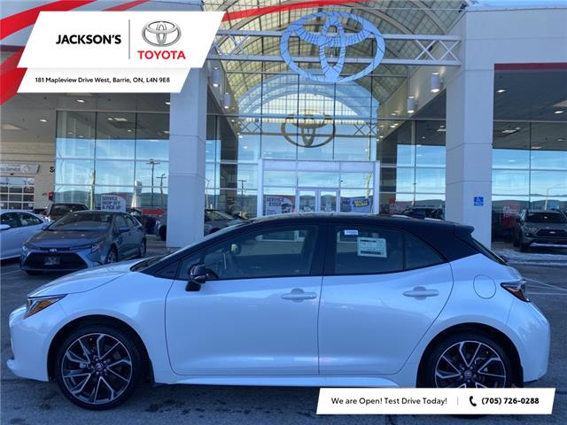 2021 Toyota Corolla Hatchback Base (Stk: 15710) in Barrie - Image 1 of 11