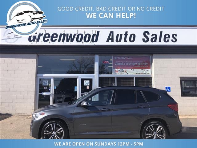 2016 BMW X1 xDrive28i (Stk: 16-56905) in Greenwood - Image 1 of 21
