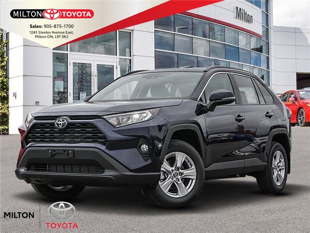 2021 Toyota RAV4 XLE (Stk: 185230) in Milton - Image 1 of 23