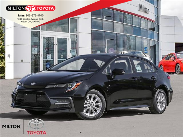 2021 Toyota Corolla SE (Stk: 080378) in Milton - Image 1 of 23