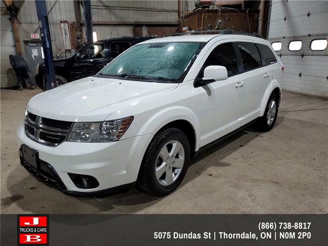 2012 Dodge Journey SXT & Crew (Stk: 6609) in Thordale - Image 1 of 7