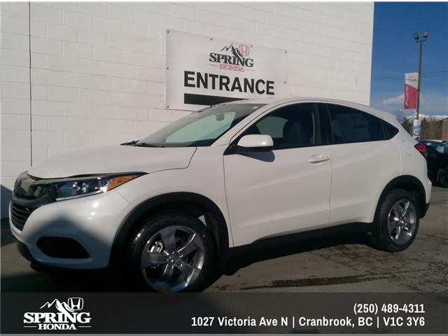 2021 Honda HR-V LX (Stk: H01416) in North Cranbrook - Image 1 of 1