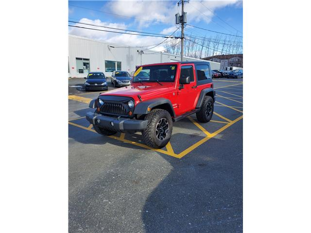2011 Jeep Wrangler Sport 4WD (Stk: p20-225a) in Dartmouth - Image 1 of 13