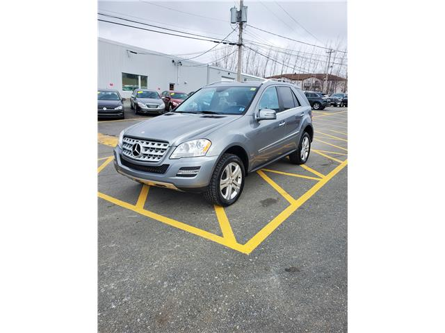 2011 Mercedes-Benz ML350 ML350 4MATIC (Stk: p21-050) in Dartmouth - Image 1 of 17